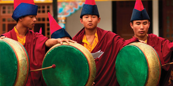 Sikkim is a land of manifold tribes and races of people living together. All these diverse tribes and communities have their unique features in addition to their particular festivals, languages, and culture. The miscellany of ethnic groups, religion, and languages is seen all over Sikkim.