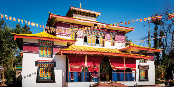 Sikkim is extra-special!  One can feel the solemn peace to the almighty in this northern-east state. For it is here the people live in harmony and the air breathes peace. And, amidst them lie the ancient Buddhists monasteries. There are more than 200 monasteries or Gompas in Sikkim.