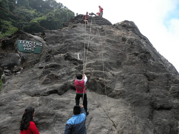 Rock Climbing, Sikkim | adventure activities in Sikkim