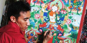 Beautiful Art & Crafts of Sikkim