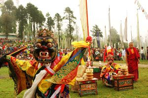Fairs & festivals of Sikkim