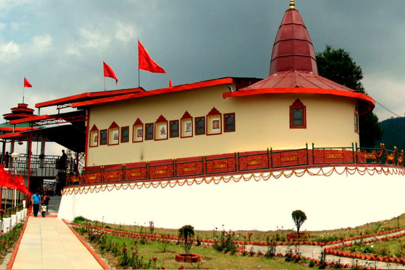 Hanuman Tok in Gangtok | pilgrimage places in Sikkim