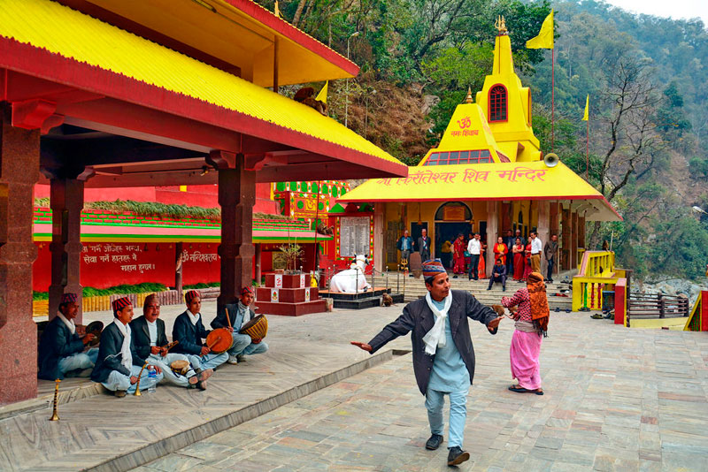 Kirateshwar Mahadev Temple | pilgrimage places in Sikkim