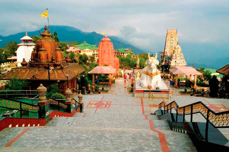 Solophok Chardham in Namchi | Pilgrimage places in Sikkim