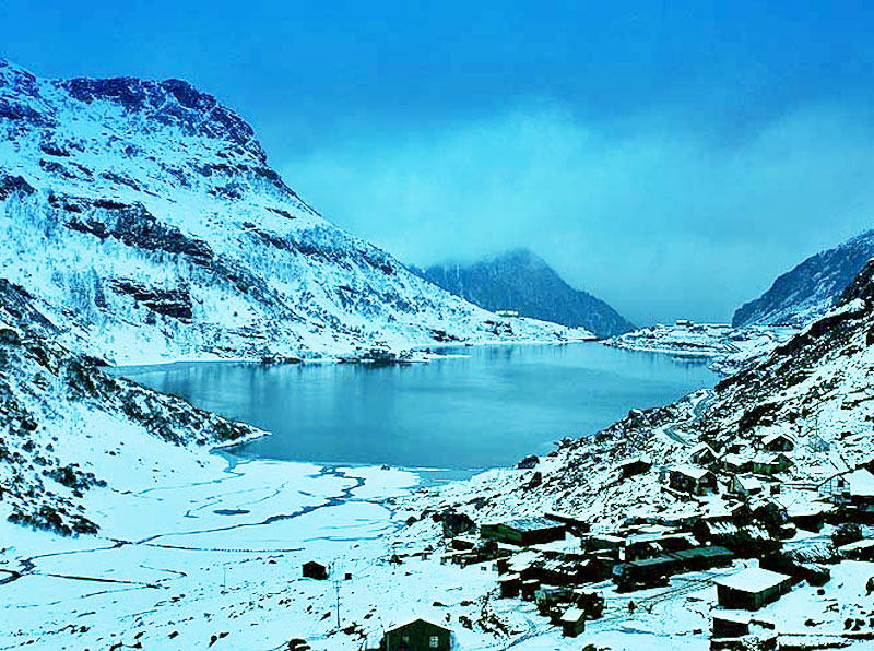 Tsomgo Lake, Sikkim | Lakes in Sikkim