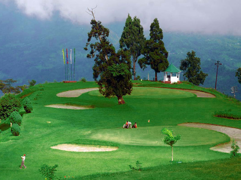 Golf Course, Kalimpong